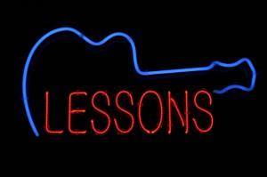 San Diego guitar lessons