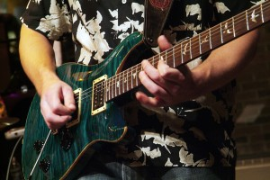 Pentatonic guitar scale