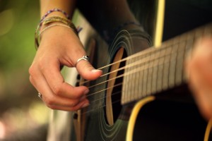 Guitar Finger Picking