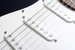 Single coil guitar pickups Stratocaster